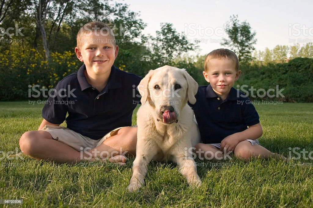 Family Pet royalty-free stock photo
