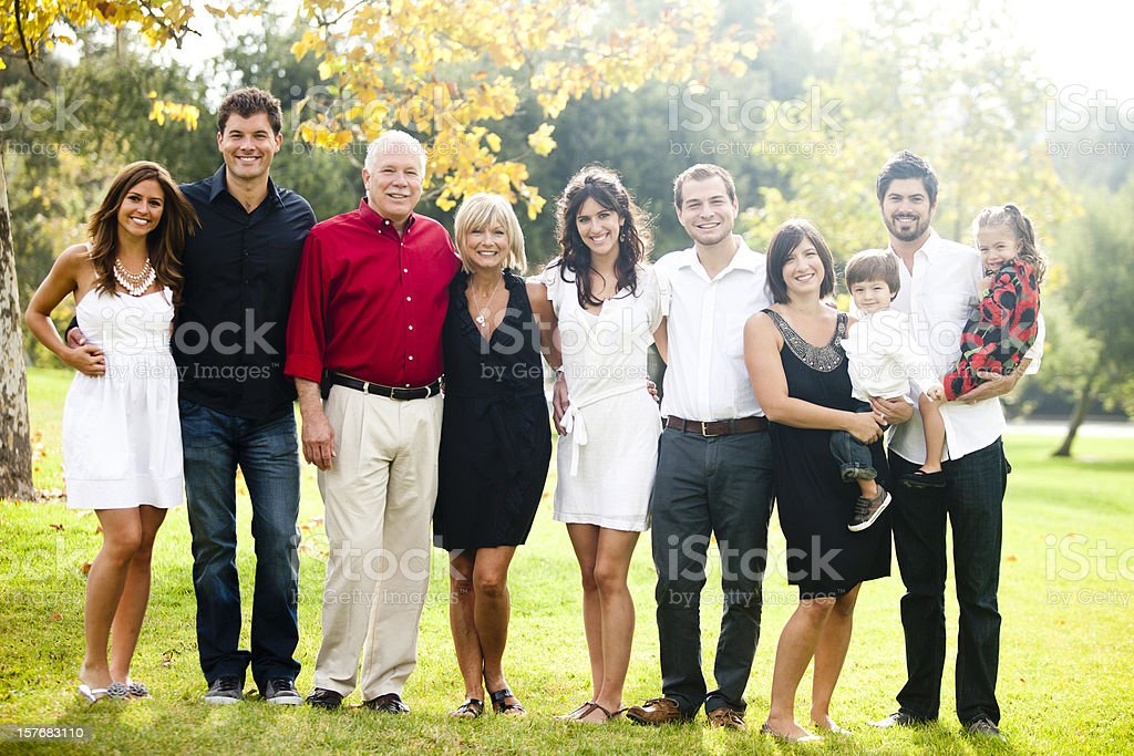 Family Photography stock photo