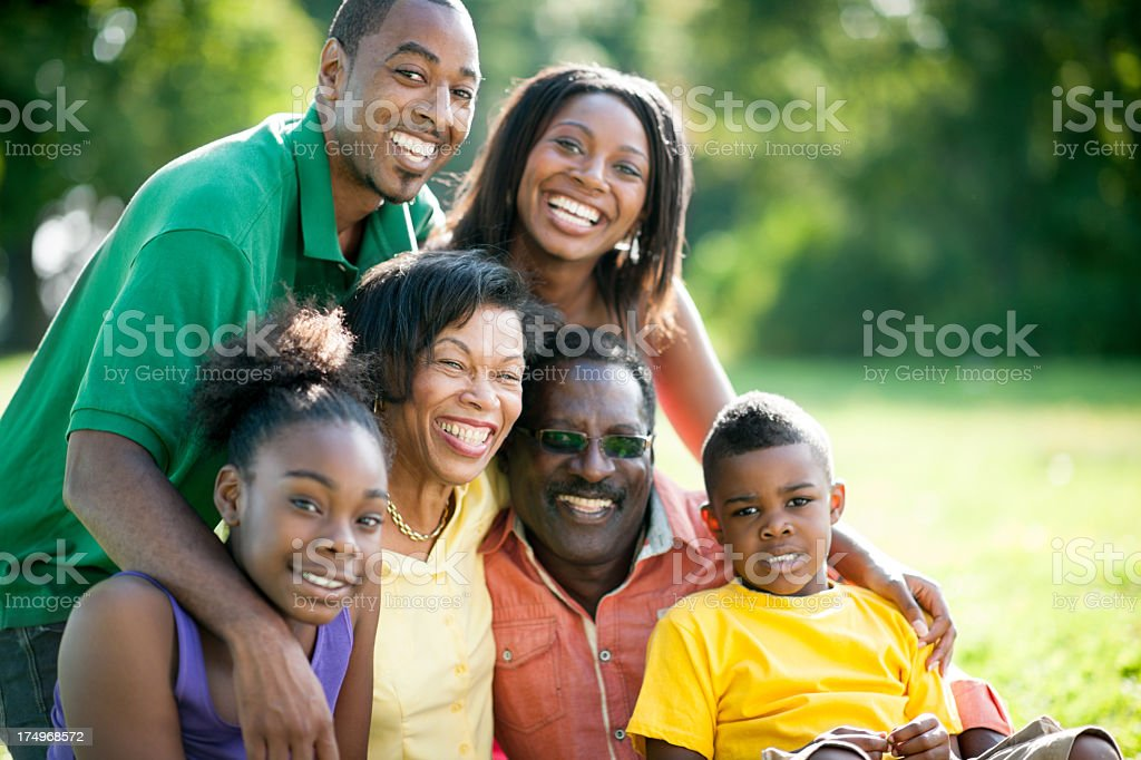 Family royalty-free stock photo