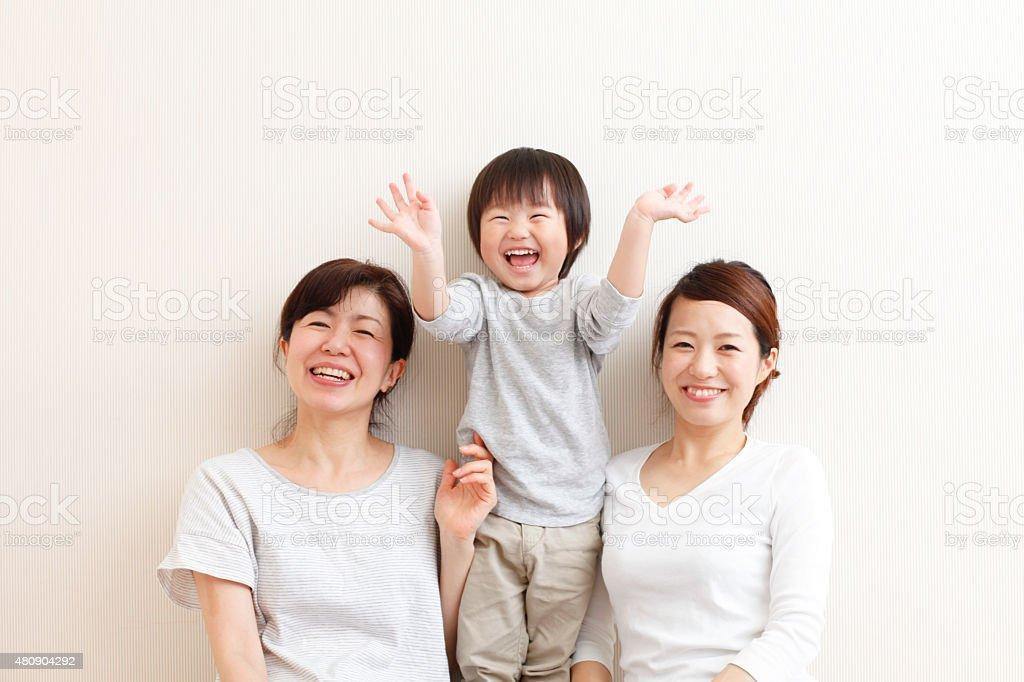 Para família - foto de acervo
