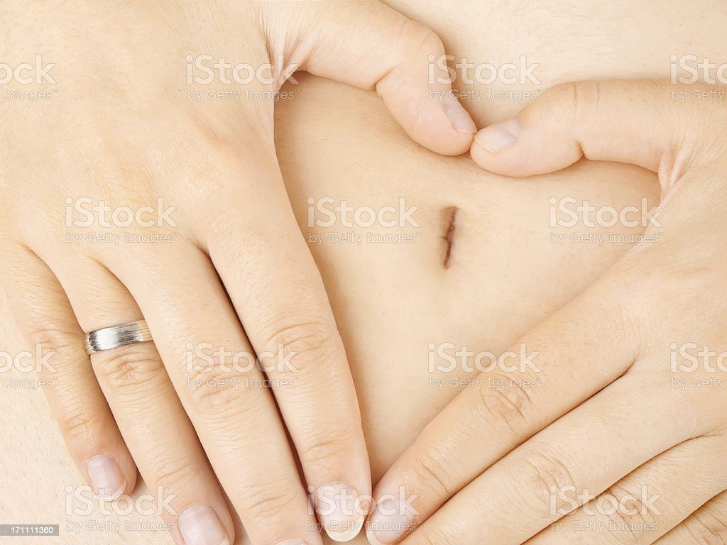 Family planning royalty-free stock photo