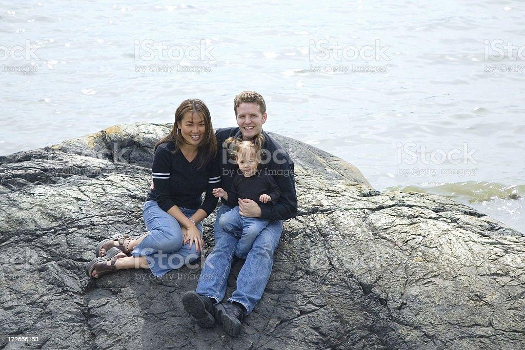 Family Portrait 2 royalty-free stock photo