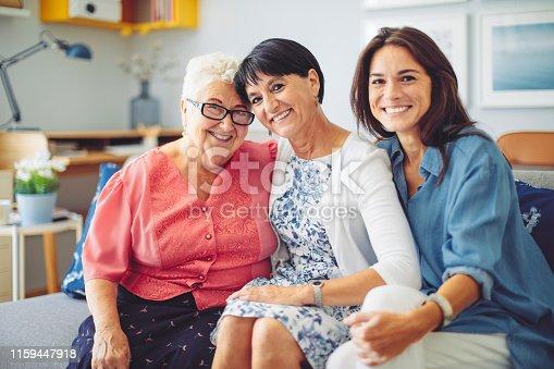 916556066 istock photo Family portrait 1159447918