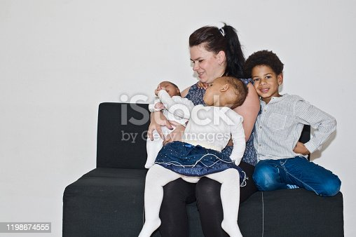 609058672 istock photo Family portrait 1198674555