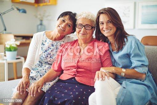 916556066 istock photo Family portrait 1226991399