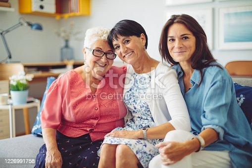 916556066 istock photo Family portrait 1226991758