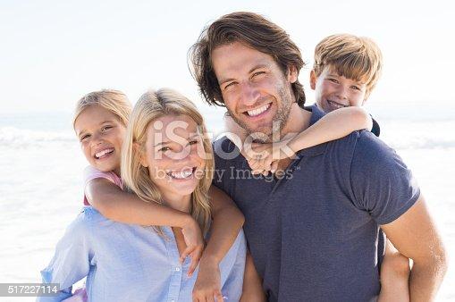 istock Family portrait 517227114
