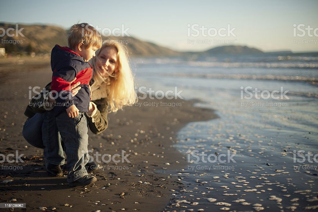 Family portraits royalty-free stock photo