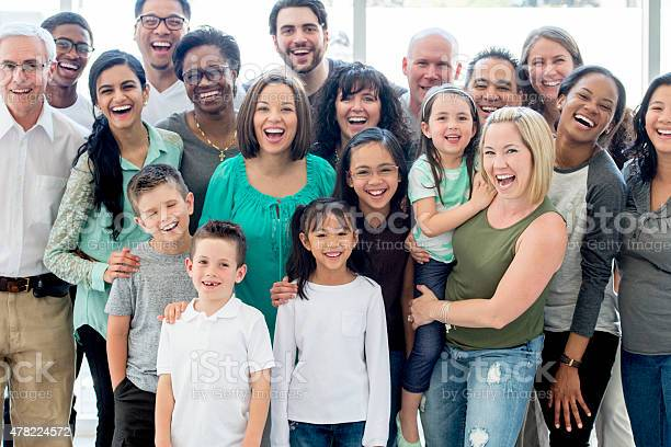 Family Reunion Stock Photo - Download Image Now