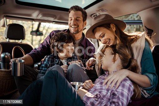 930810564istockphoto Family Road Trip 1176700882
