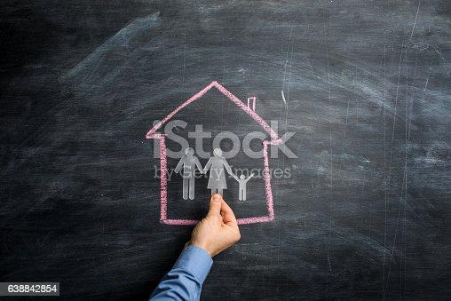 istock Family shelter 638842854