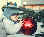 istock Family spend time at a Christmas and New Year holidays 621996548