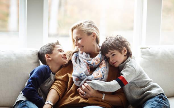 Familie, die ultimative Freude am Leben – Foto