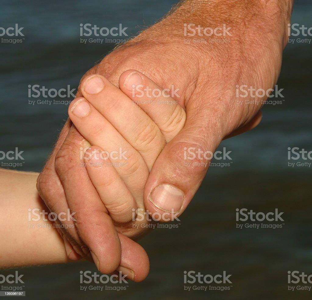 Family Ties royalty-free stock photo