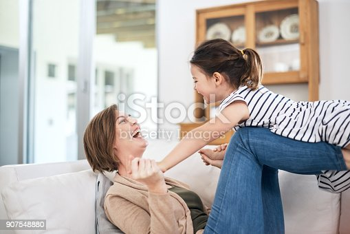 istock Family time comes first 907548880