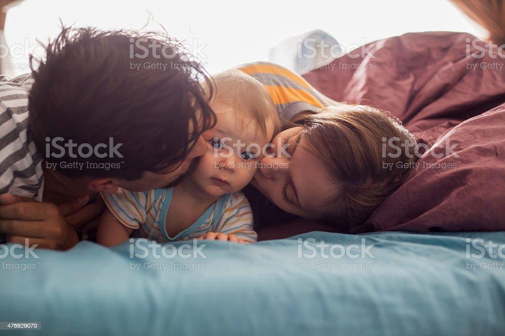 Zeit für die Familie – Foto