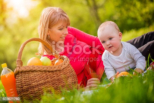 istock Family time 523621760