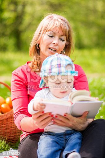 istock Family time 541279022