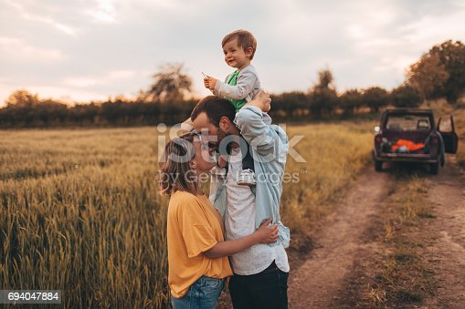 istock Family time! 694047884