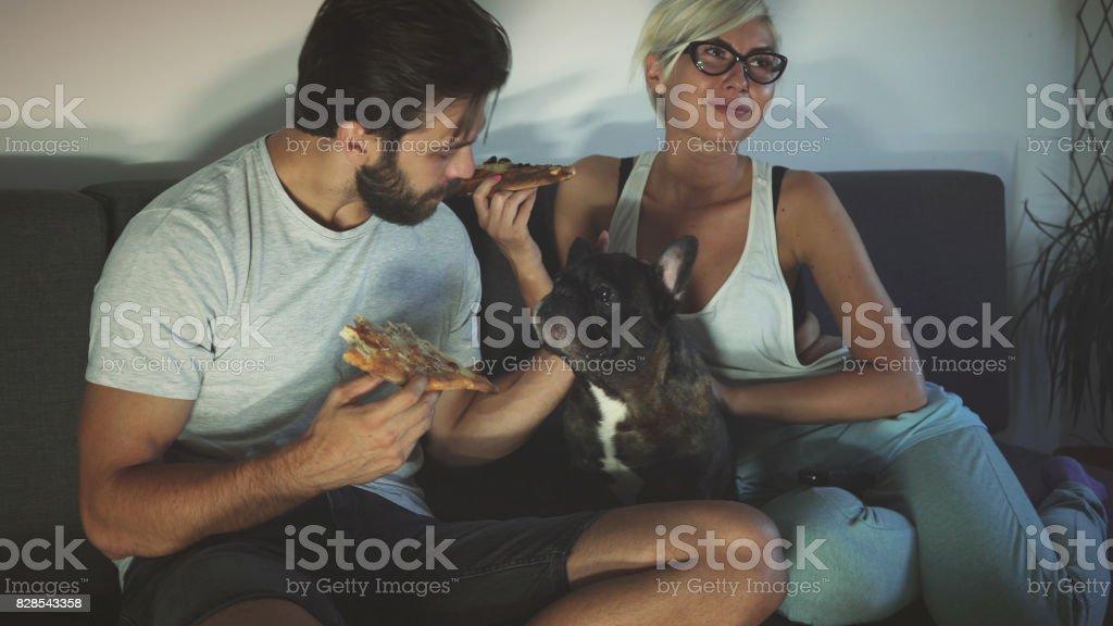 Family time stock photo