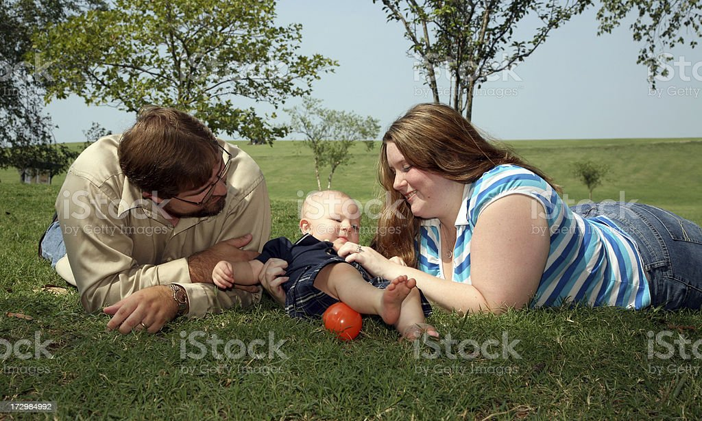 Family time  See others from this series royalty-free stock photo
