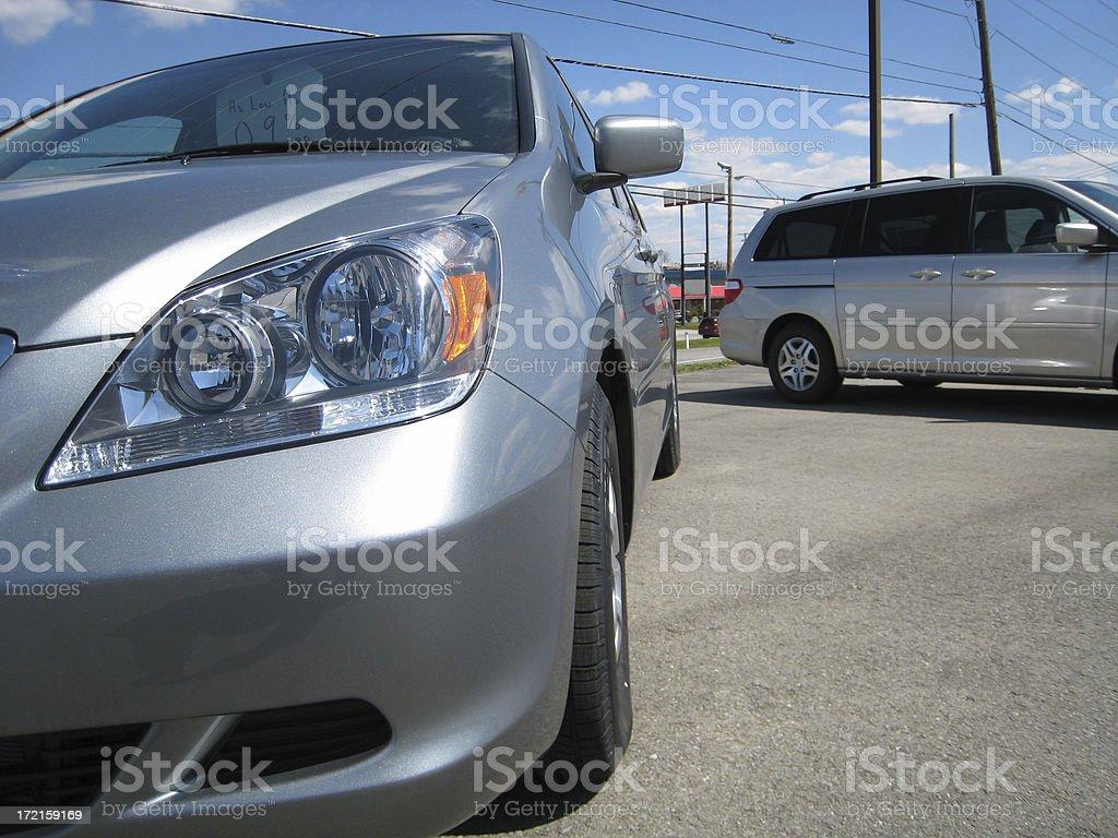 Family Transportation stock photo