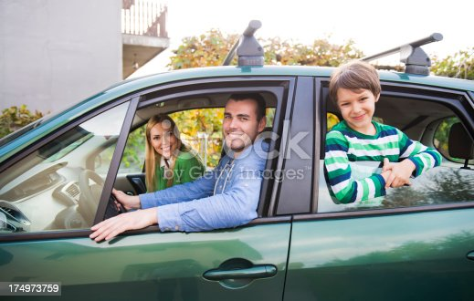 istock Family traveling 174973759