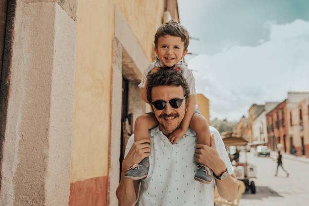 Familienreisen in Mexiko – Foto