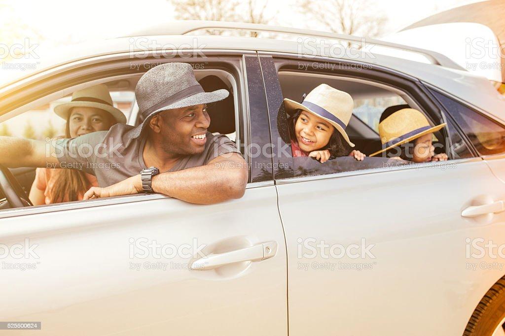 Family trip foto