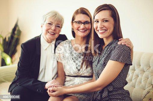 916556066 istock photo Family trust across three generations 466709046