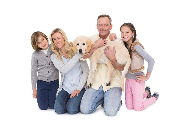 Family with their dog posing and smiling at camera together picture id518658143?b=1&k=6&m=518658143&s=612x612&w=0&h=xvryhvyyqwgsyrwrekz nqfaclknb9hcsxtcmqqqqes=