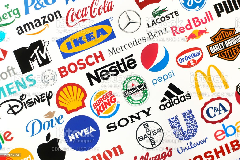 Famous Brands Stock Photo Download Image Now Istock