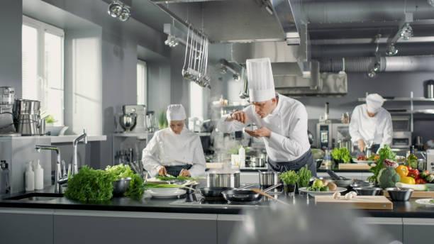 Famous chef works in a big restaurant kitchen with his help kitchen picture id824283794?b=1&k=6&m=824283794&s=612x612&w=0&h=u src e9ogjr vswzynkxkavgktgxaslpf wdd x5qk=