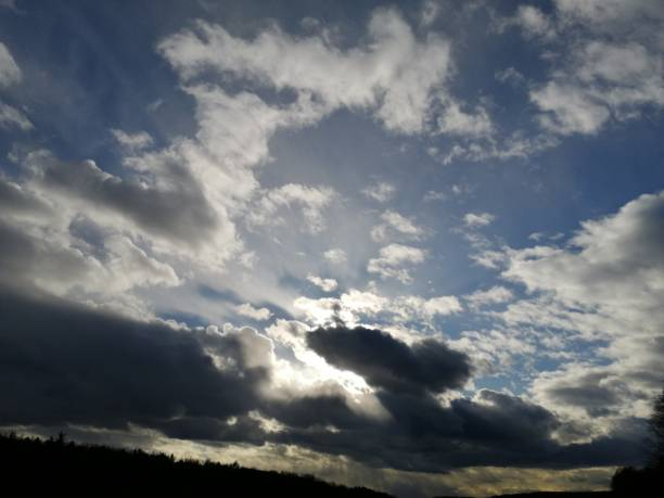 famous  cloud-sky stock photo