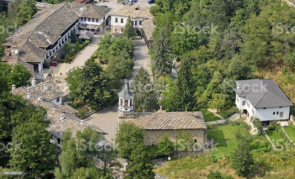 Berühmte Dryanovo St. Erzengel Michael-Kloster in Bulgarien – Foto