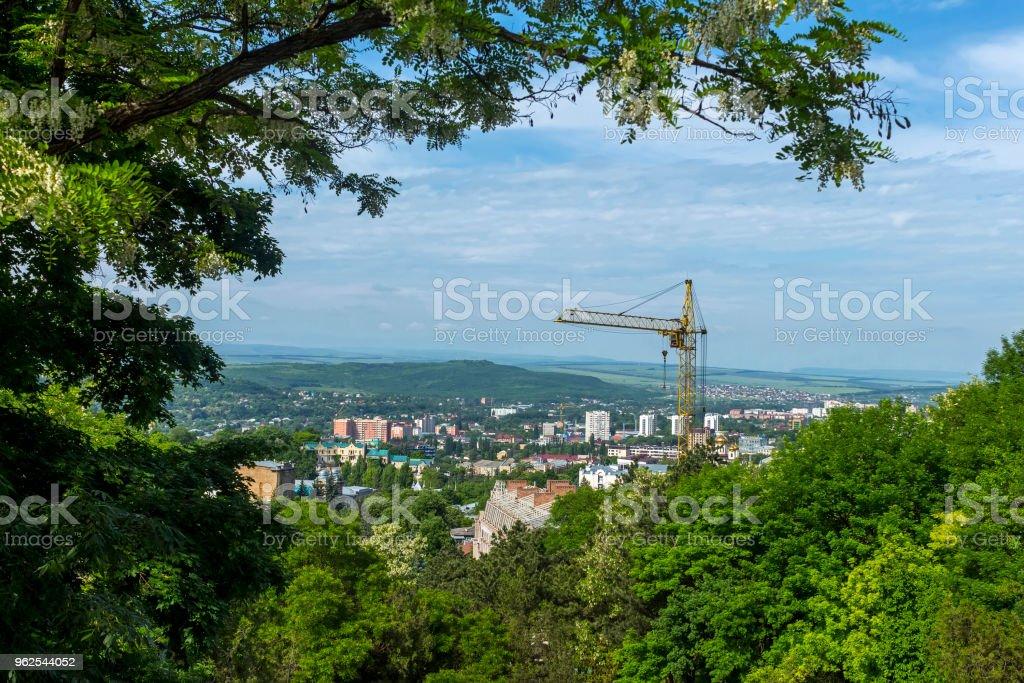 Famous in the world resort Pyatigorsk. - Royalty-free 2018 Stock Photo