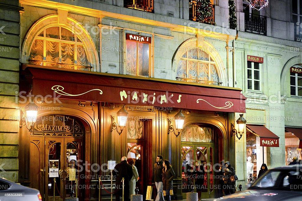 Maxim Paris