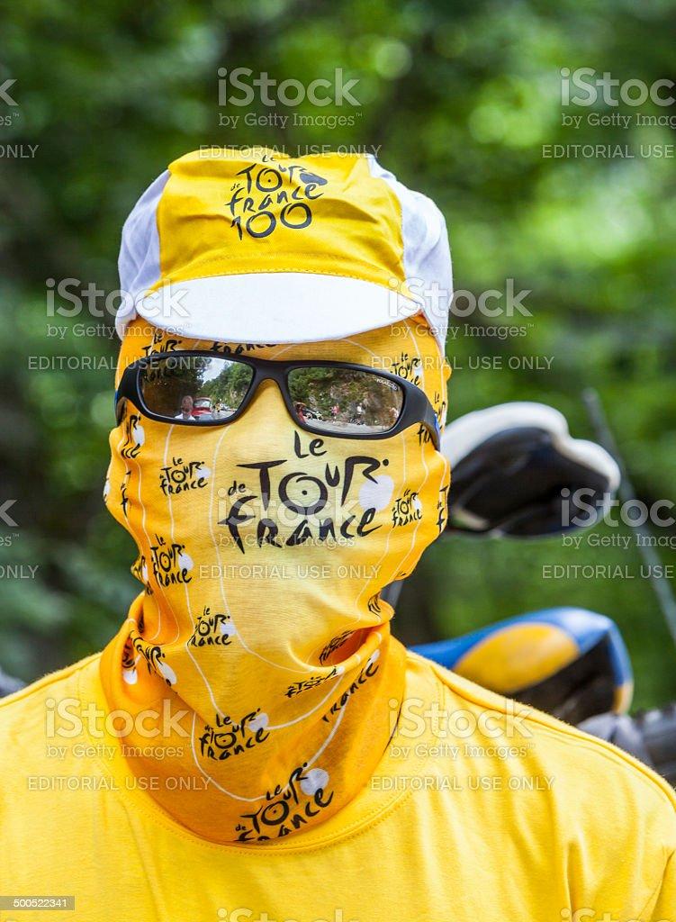 Fan of Le Tour de France foto
