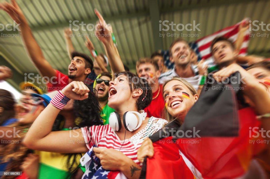 Ventilator unterstützt ihre Nationalmannschaften – Foto