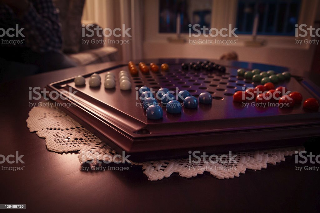 Fancy a Game? royalty-free stock photo
