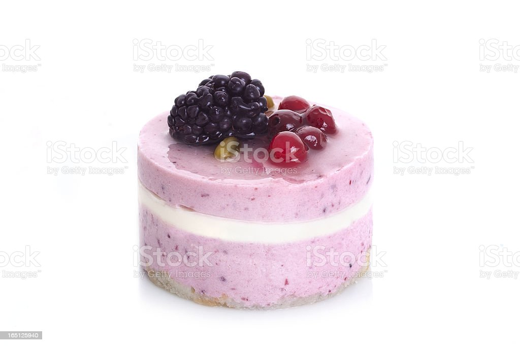 fancy cake royalty-free stock photo
