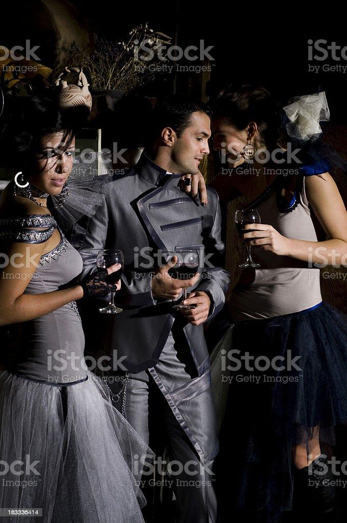 Fancy Celebration royalty-free stock photo
