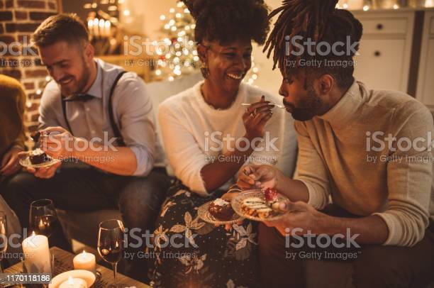 Fancy New Year Party Stock Photo - Download Image Now