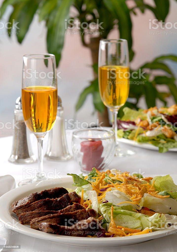 Fancy Restaurant royalty-free stock photo