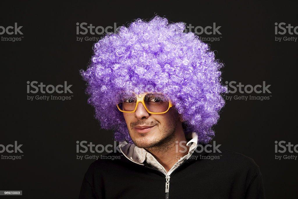 fanky gay man royalty-free stock photo