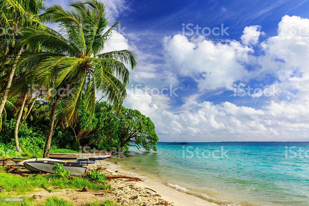 Fanning Island, Kiribati Republik – Foto