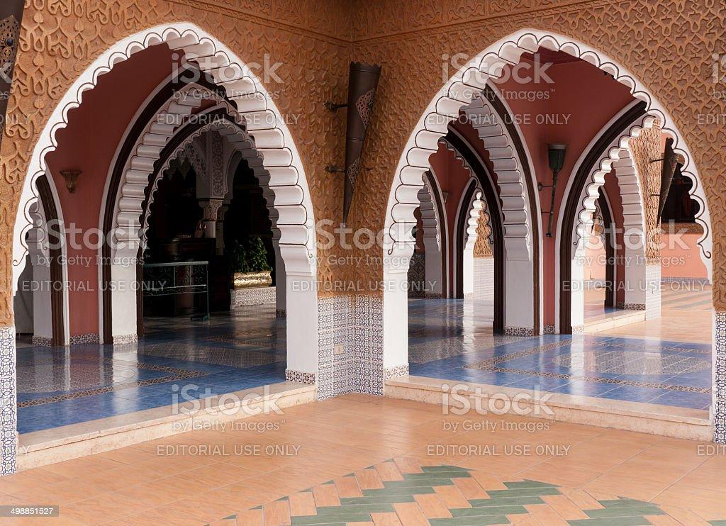 Fantasia, Sharm El Sheikh royalty-free stock photo