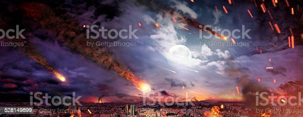 Photo of Fantasty picture of the apocalypse