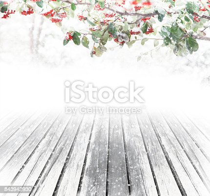 istock Fantasy Christmas Background 843942930