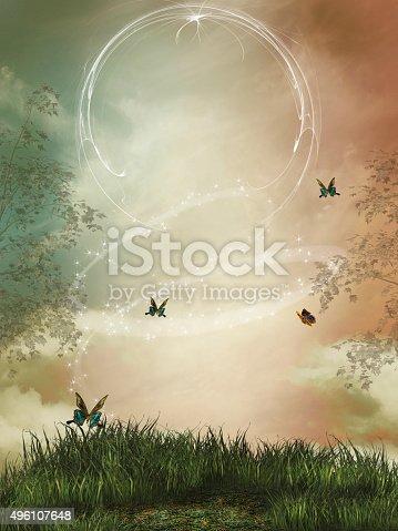 istock fantasy landscape 496107648